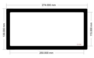 Picture of C1095 - 274mm x 139mm