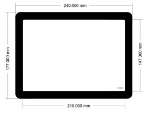 Picture of C1121 - 240mm x 177mm