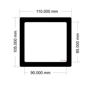 Picture of C1138 - 110mm x 105mm