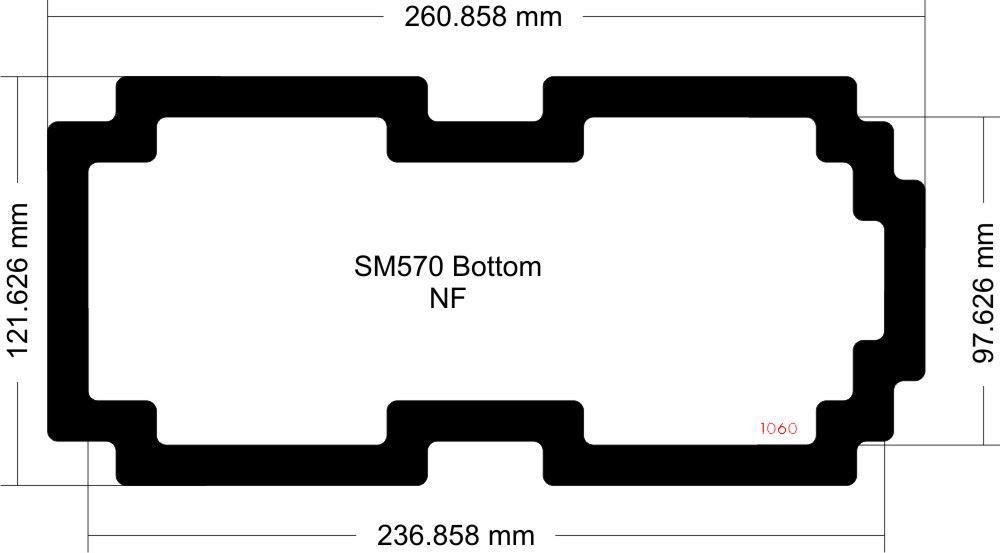 Picture of Sliger SM570 Bottom Filter