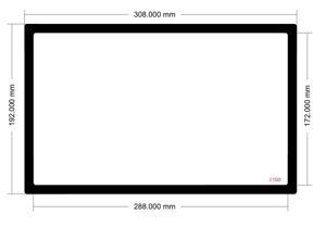 Picture of C1522-308mm x 162mm- FormD T1 V1.1  Side Filter