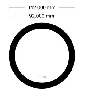 Picture of C1534- 112mm diameter