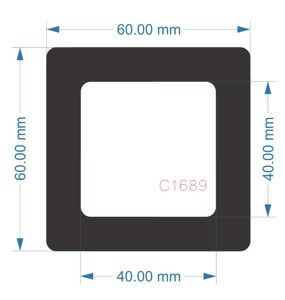 Picture of C1689- 60mm x 60mm