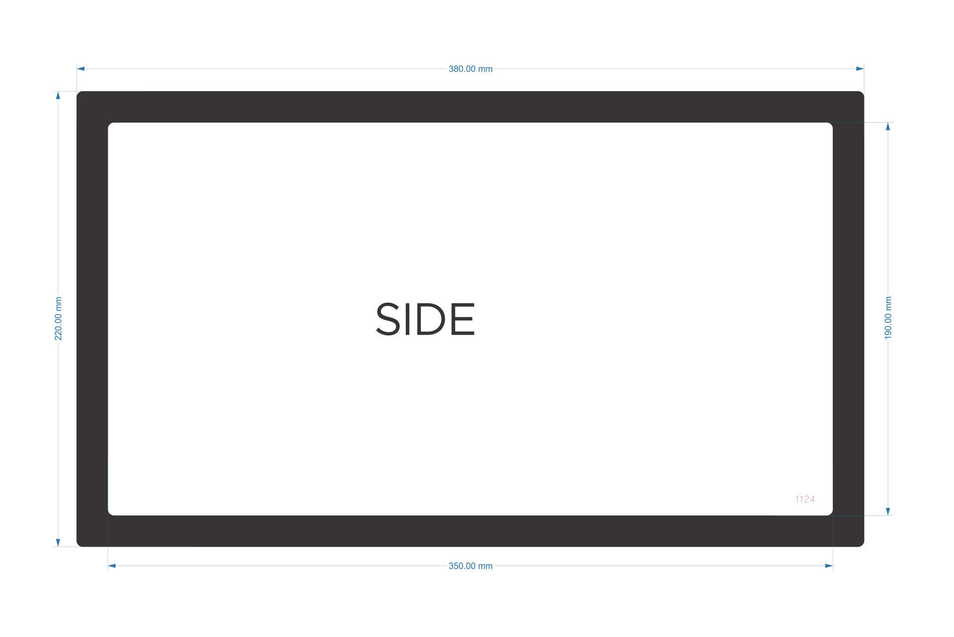 Picture of Sliger SV540  Side Filter