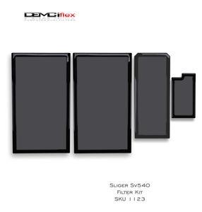 Picture of Sliger SV540  Filter Kit