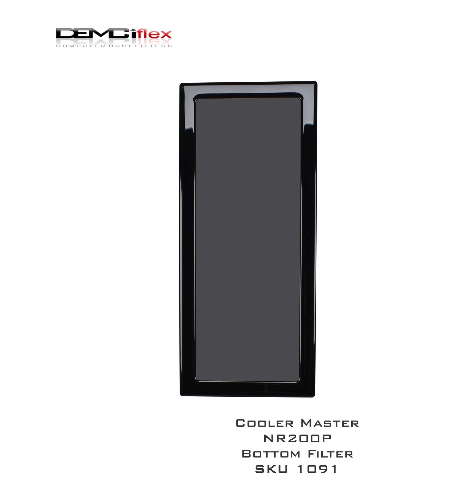 Picture of C1558 - 275mm x 120mm Cooler Master NR200Cooler Master NR200P Bottom Filter